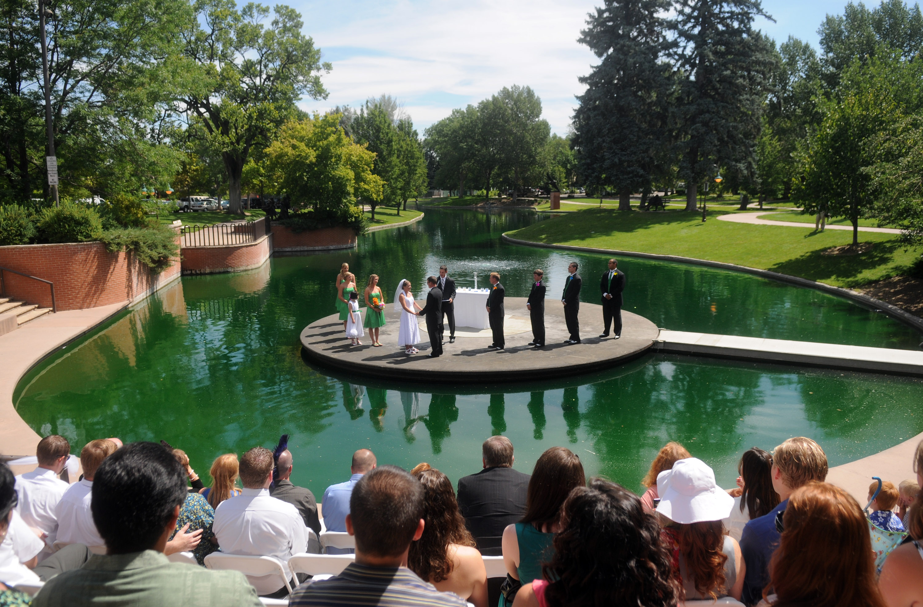 hutchinsclark wedding at foote lagoon in loveland colo